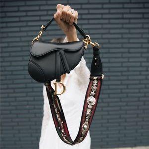 Handbags - Saddle bag